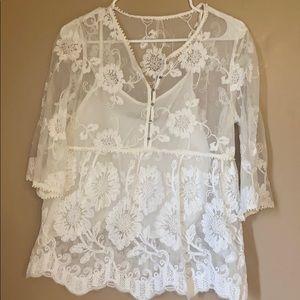 Gorgeous Zara Shirt Set